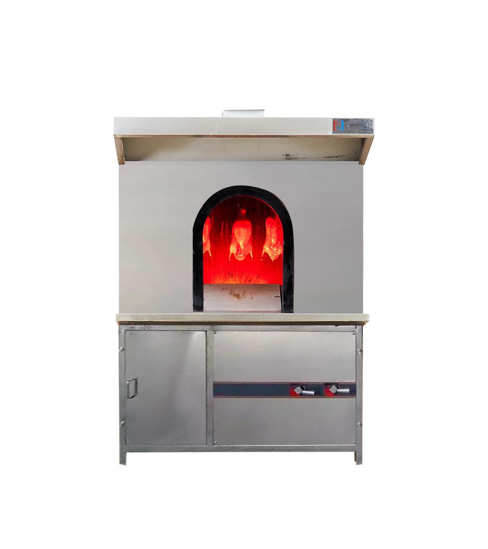 烤鸭炉不锈钢经典款