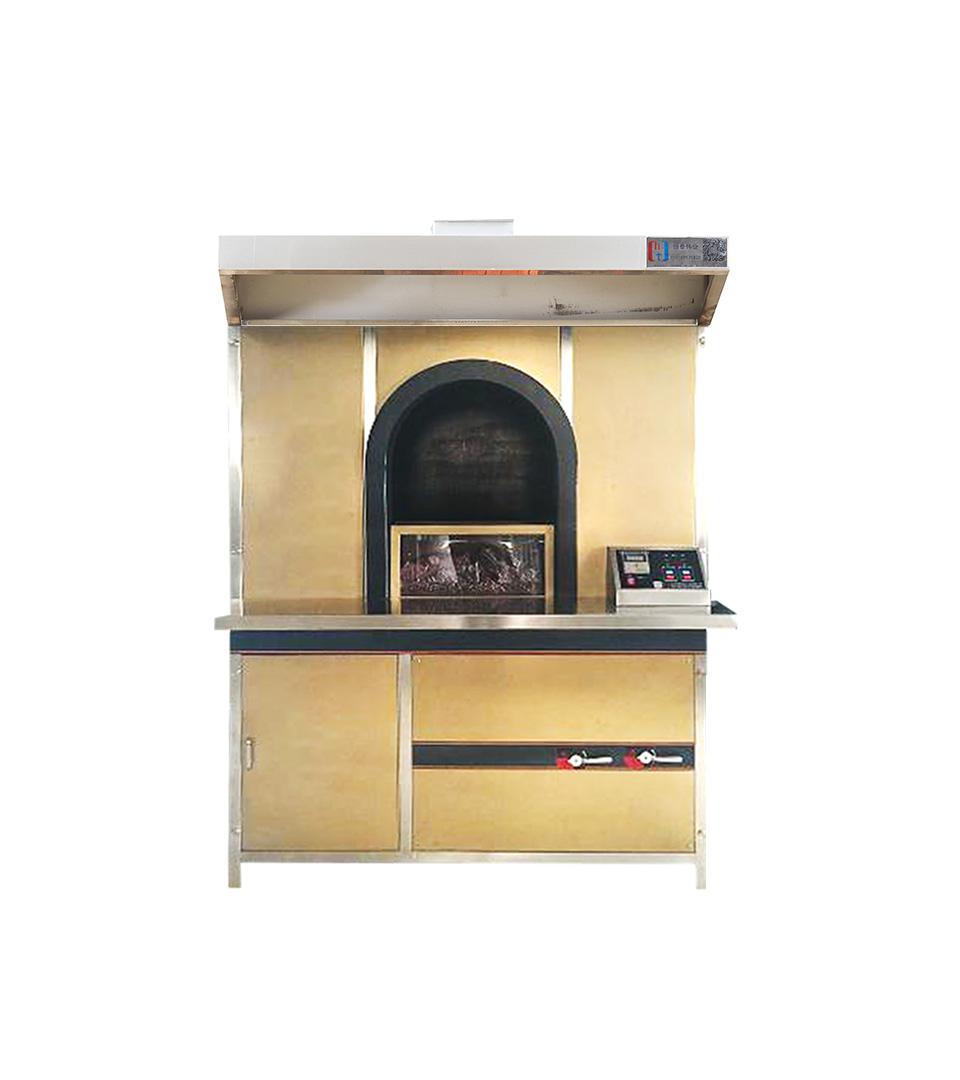 土豪金款烤鸭炉